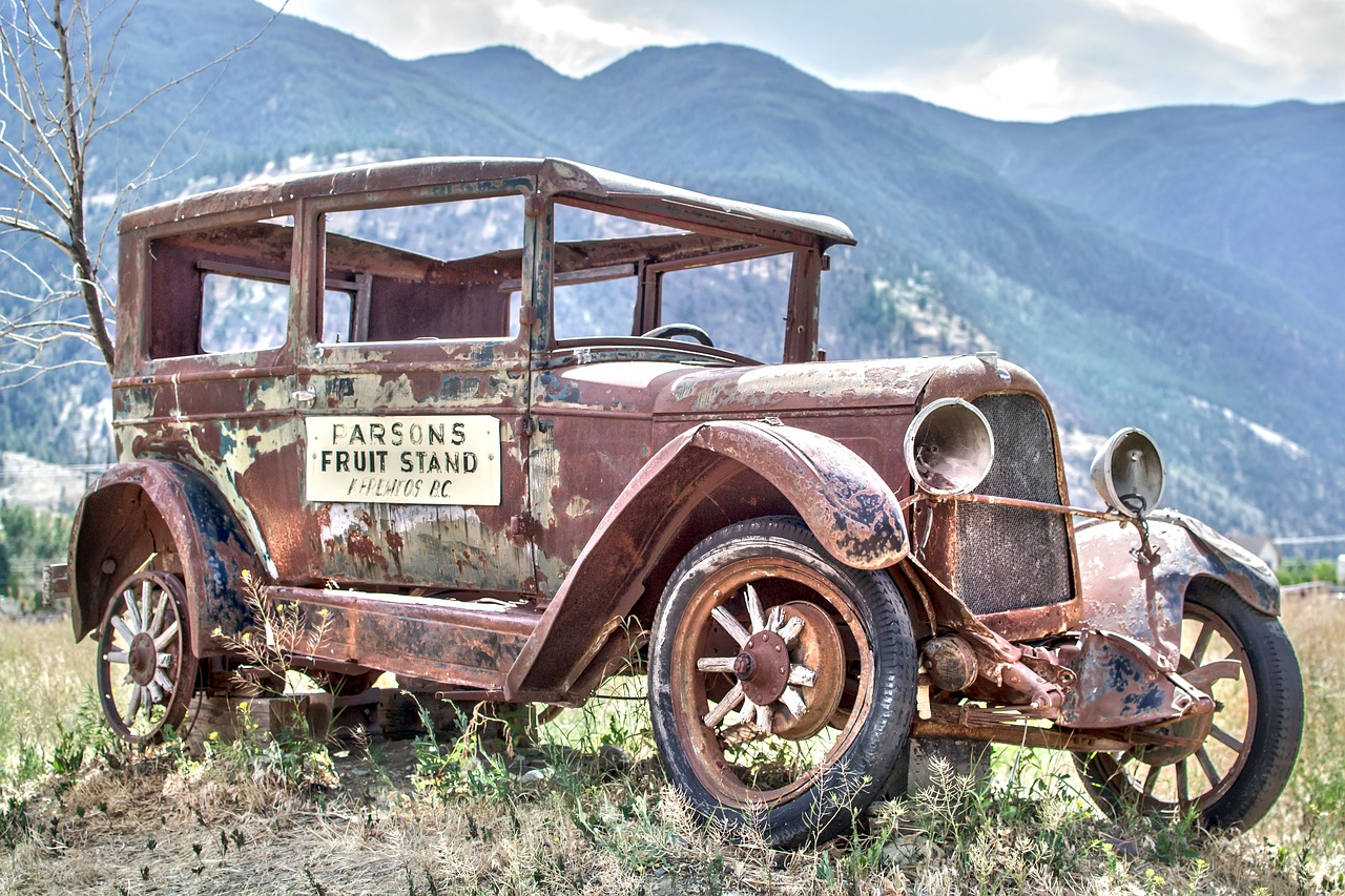 Bitcoin is like a Model T Ford